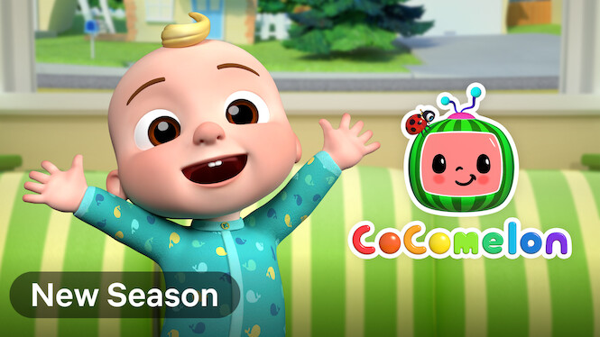 CoComelon on Netflix USA