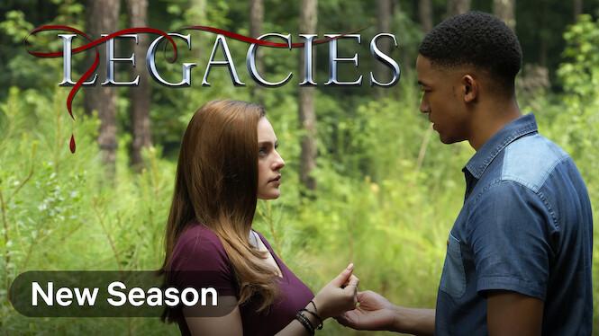 Legacies on Netflix USA