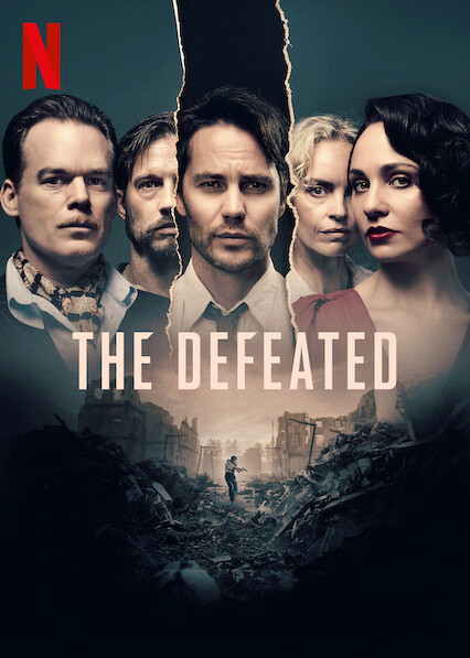 The Defeated on Netflix USA